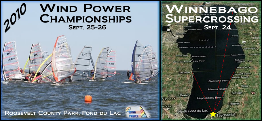 Wind Power Champs & Supercrossing NOR