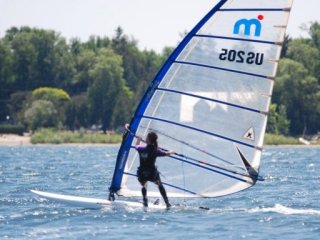 lessons windsurf ladies women girls