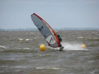 lessons windsurf private novice to racer