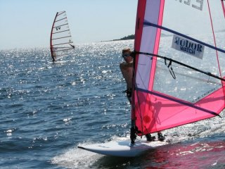 wednesday night lessons windsurf all levels