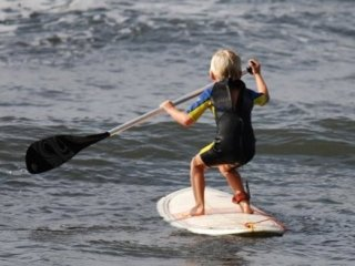 lessons stand up paddle