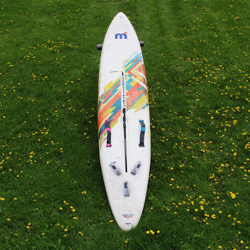 Mistral One Design Windsurf Board Used - $450 00 (372 x 63cm