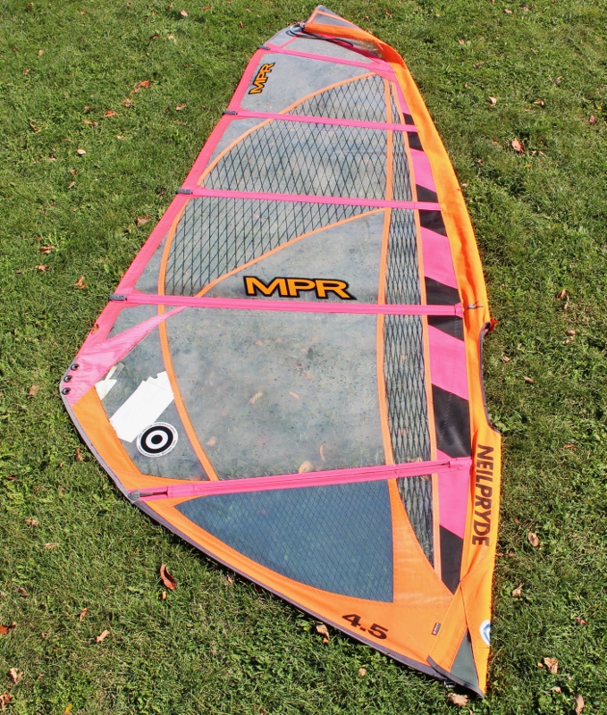 Neil Pryde MPR 4 5 Used Sail - $60 00 (4 5 / Used) : Shop